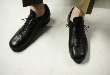 ハドソン靴店の村上塁、クラウドファンディングのカーボン革靴とは?【情熱大陸】