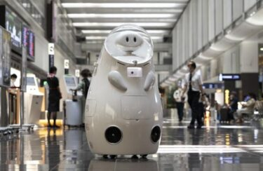 羽田空港の案内ロボットがかわいい!機能や値段は?沸騰ワード