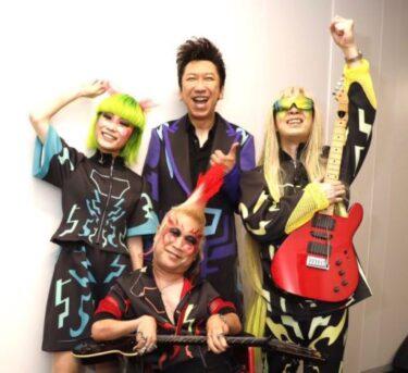 パラ開会式の盲目ギタリストは誰?田川ヒロアキの動画や機材まとめ