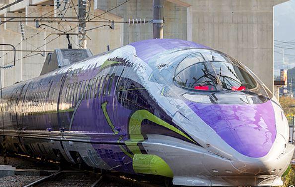 新幹線500系タイプエヴァ