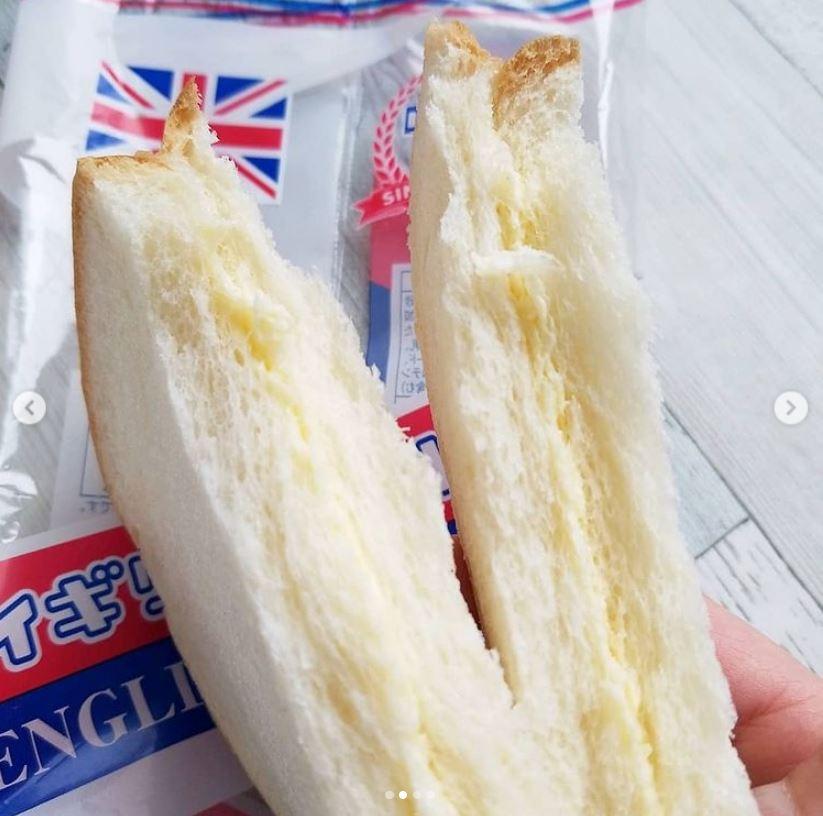 (ご当地パン)イギリストースト