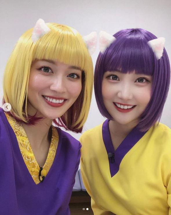 ソウドリの山本里菜アナと野村彩也子アナ